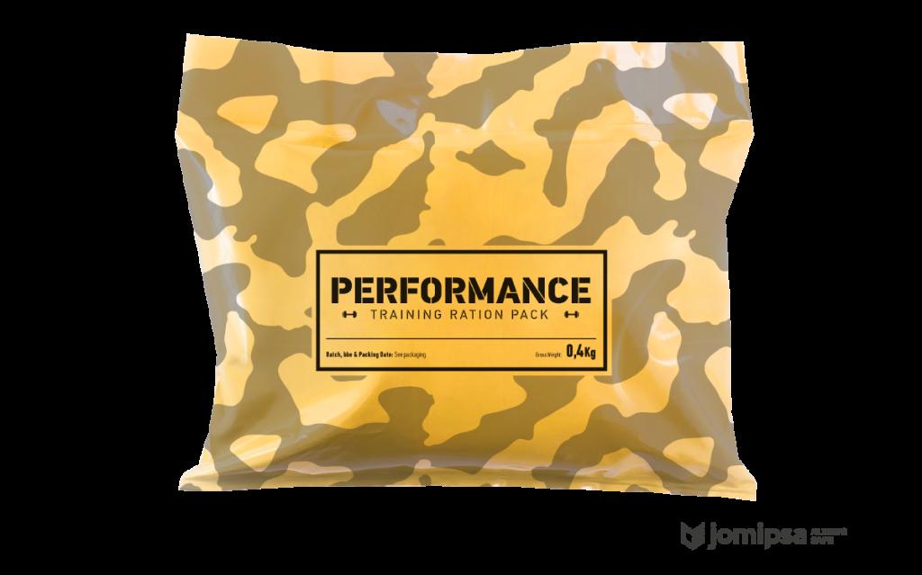 Training ration packs