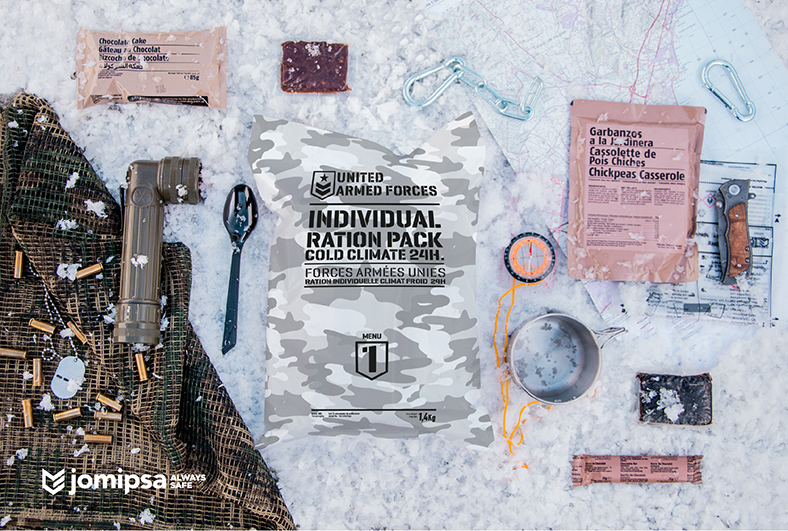 Jomipsa Cold Food Ration Pack