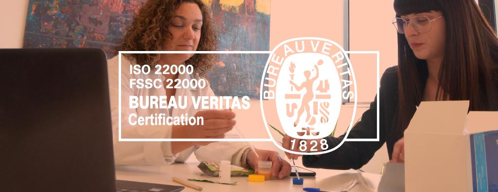 Jomipsa renueva su certificado FSSC 22000: 2015