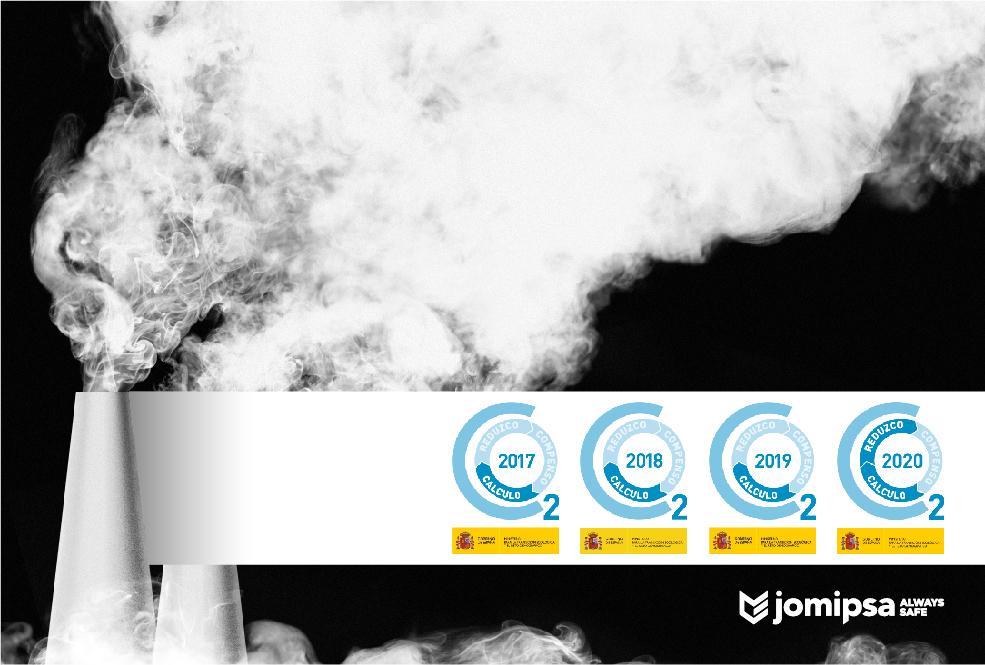 Jomipsa Carbon footprint
